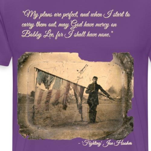 'Fighting' Joe Hooker - Men's Premium T-Shirt
