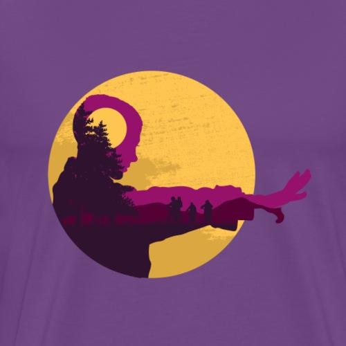 Strange Power - Men's Premium T-Shirt