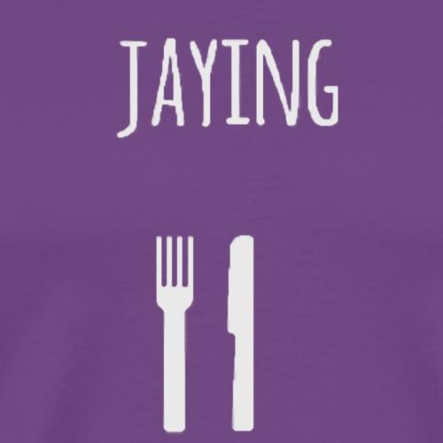 Jaying (white) - Men's Premium T-Shirt