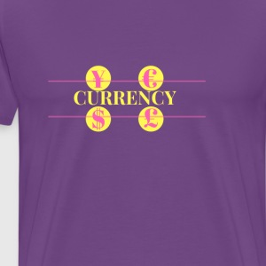 CURRENCY - Men's Premium T-Shirt