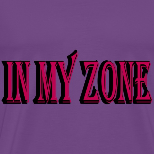 MY ZONE - Men's Premium T-Shirt