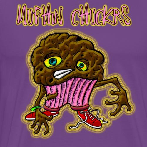 Moldy Muphin - Men's Premium T-Shirt