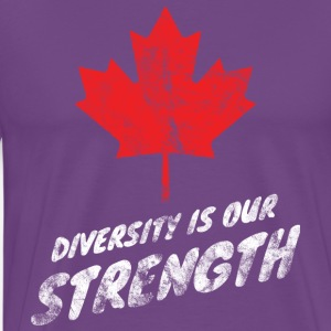 Diversity is Strength - Men's Premium T-Shirt
