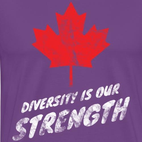 Diversity is Strength - Men's Premium T-Shirt