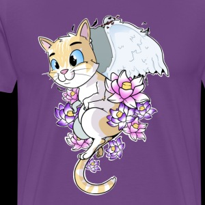 Cookie the Cat - Men's Premium T-Shirt