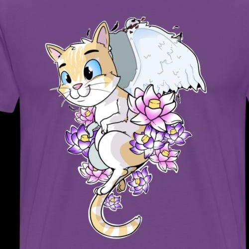 Cookie the Cat - Men's Premium T-Shirt
