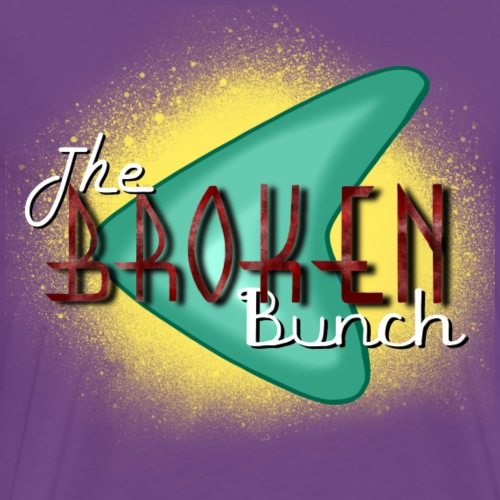 The Broken Bunch Character Collection Graphic T - Men's Premium T-Shirt