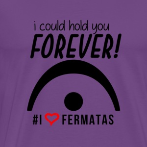 I Could Hold You Forever! - Men's Premium T-Shirt