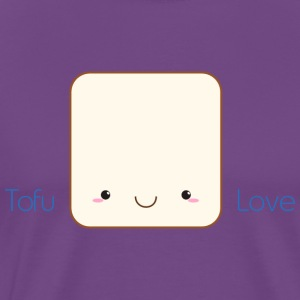 Tofu Love - Men's Premium T-Shirt