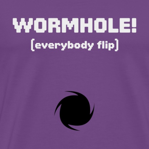 Spaceteam Wormhole! - Men's Premium T-Shirt