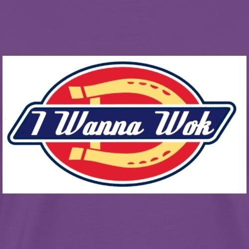 iwwdickie - Men's Premium T-Shirt