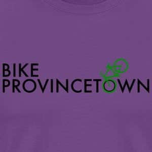 Bike Provincetown - Men's Premium T-Shirt