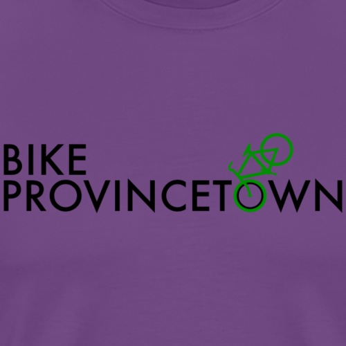 Bike Provincetown - Men's Premium T-Shirt