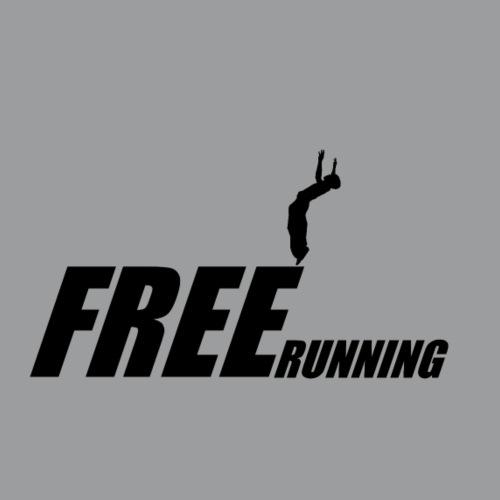 Freerunning Flip - Men's Premium T-Shirt