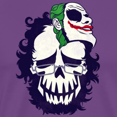 JokerFan279 logo - Men's Premium T-Shirt