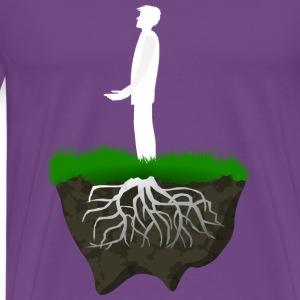 Rooted - Men's Premium T-Shirt