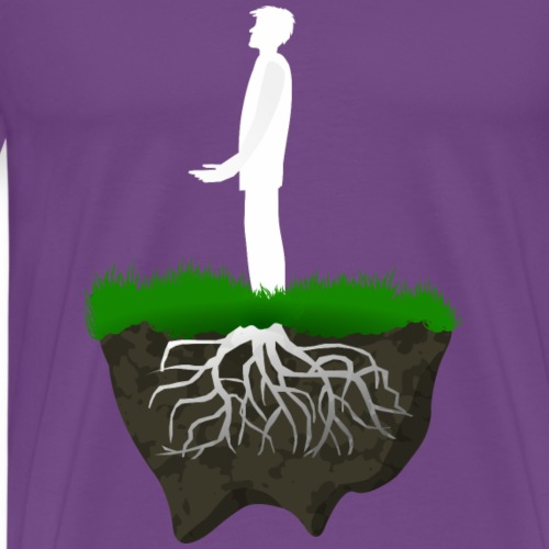 Rooted - Men's Premium T-Shirt