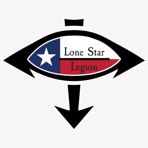 Lone Star Legion Logo - Men's Premium T-Shirt