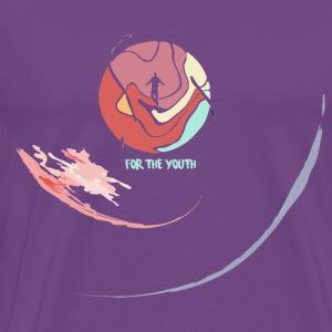 paint no box - Men's Premium T-Shirt