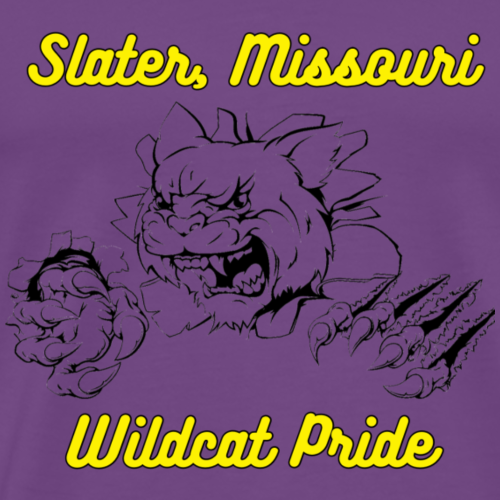 Slater Pride Yellow - Men's Premium T-Shirt