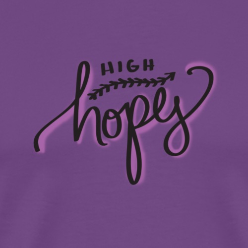 HighHopes - Men's Premium T-Shirt