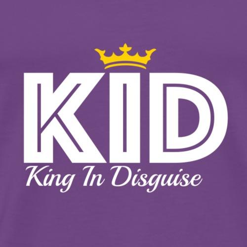 Kid Black & White Jacket - Men's Premium T-Shirt