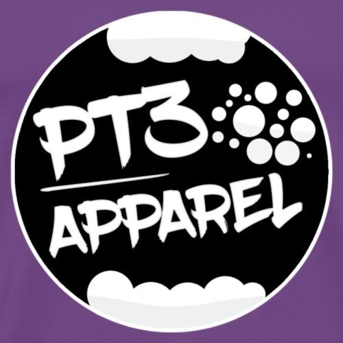 PT.3 Logo #2 - Men's Premium T-Shirt