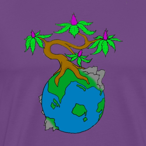 Planet Mary Jane - Men's Premium T-Shirt