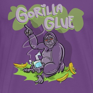 gorilla glue - Men's Premium T-Shirt