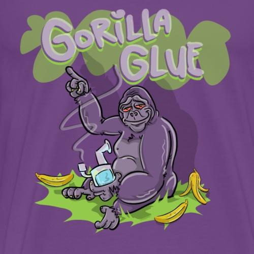 gorilla glue - Men's Premium T-Shirt