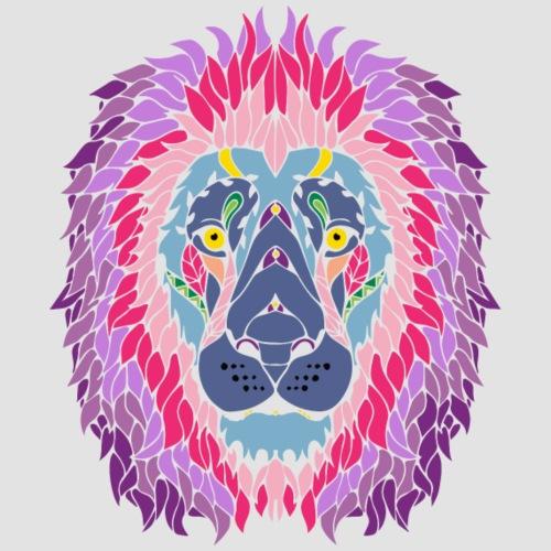 Purpure Lion - Men's Premium T-Shirt