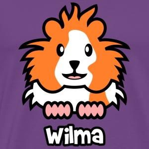 Guinea Pig Wilma - Men's Premium T-Shirt