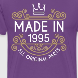 Made In 1995 All Original Parts - Men's Premium T-Shirt