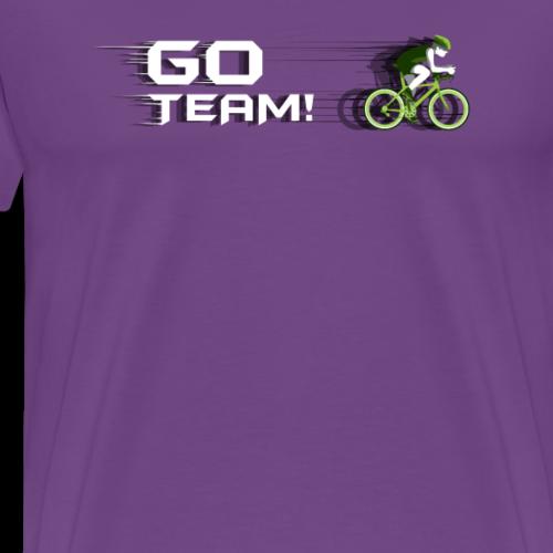 Go Team! - Men's Premium T-Shirt