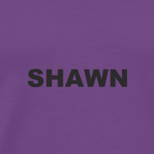 SHAWN T s - Men's Premium T-Shirt