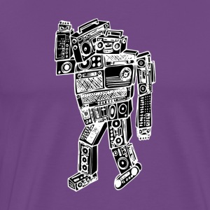 Boom Bot - Men's Premium T-Shirt