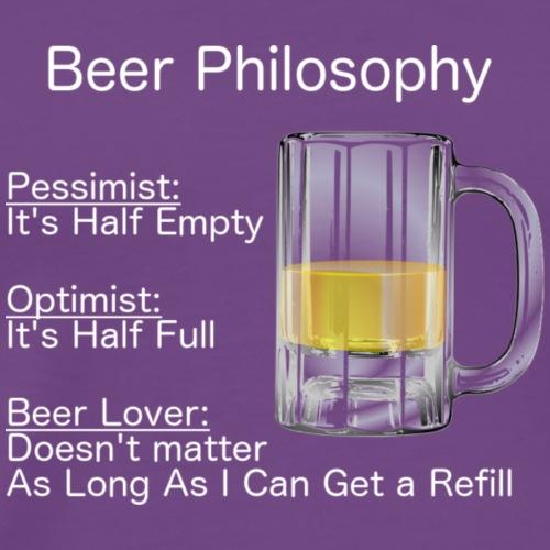 Philosophy - Men's Premium T-Shirt