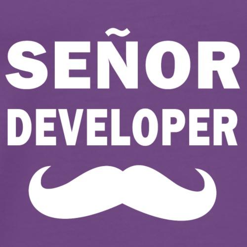 Senor Developer - Men's Premium T-Shirt