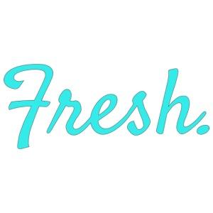 fresh. - Men's Premium T-Shirt