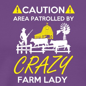 Farm Lady - Men's Premium T-Shirt
