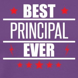 Best Principal Ever - Men's Premium T-Shirt
