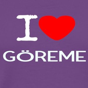 I LOVE GÖREME - Men's Premium T-Shirt