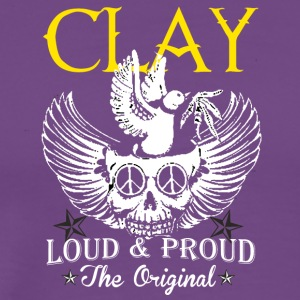 Clay - Men's Premium T-Shirt