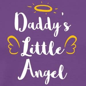 DADDYS LITTLE ANGEL - Men's Premium T-Shirt