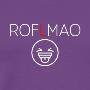 ROFLMAO - Men's Premium T-Shirt