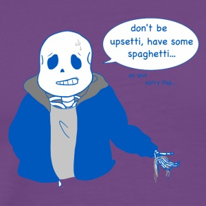 UNDERTALE SANS - Men's Premium T-Shirt