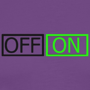 Off On - Men's Premium T-Shirt