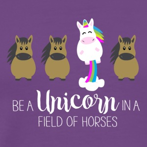 Always be a Unicorn - Men's Premium T-Shirt