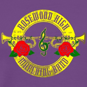 Rosewood HighMarching Band - Men's Premium T-Shirt