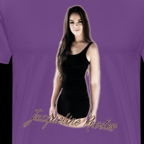 Jacqueline Rhodes - Men's Premium T-Shirt